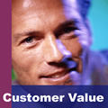 Customer Value training CD