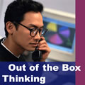 Out of the Box Thinking training CD